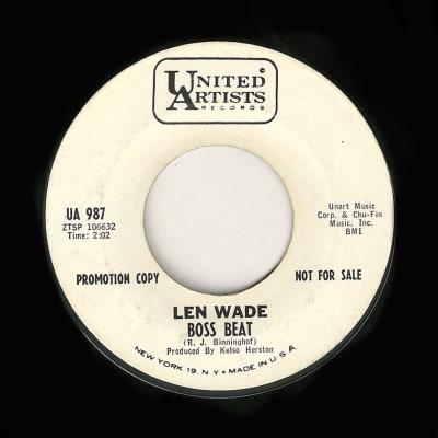 Len Wade, an album by Len Wade | Musicbed